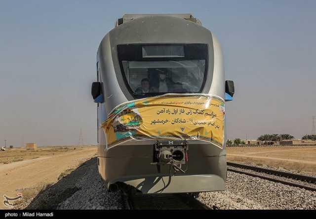 ناکامی دولت دوازدهم در اتمام پروژه دو خطهکردن راهآهن زنجان - قزوین