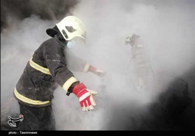 علت انفجار در شرکت تاژ قزوین مشخص شد