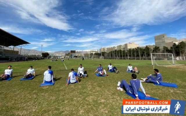 ویدیو: آغاز تمرین استقلالیها در جده
