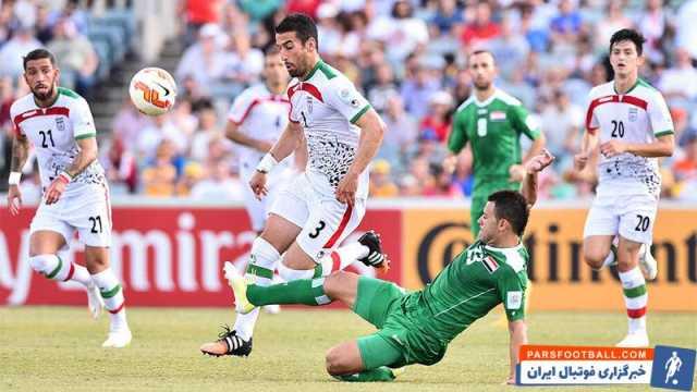 ۲۳۵۳ روز بی شکستی عراق برابر تیم ملی ایران
