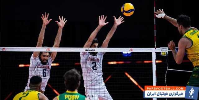 لیگ ملتها والیبال  نتایج کامل روز یازدهم و برنامه بازیهای روز دوازدهم/ ایران پایینتر از ژاپن +جدول