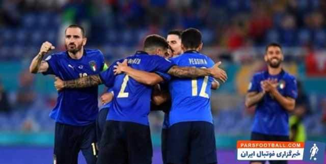 یورو ۲۰۲۰|صعود ایتالیا با بردقاطع مقابل سوئیس/لاجوردی پوشان در قامت مدعی جام ملت ها