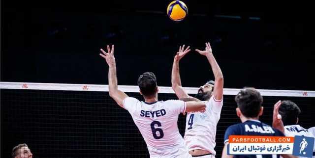 لیگ ملتهای والیبال  پیروزی سخت آلمان مقابل ایران/ شاگردان آلکنو نیازمند سرویس!