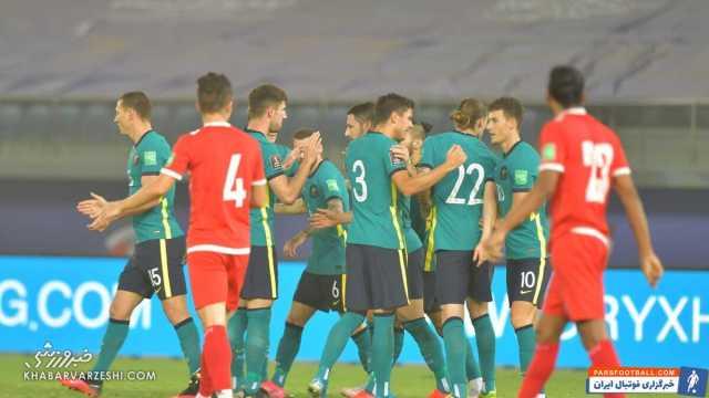 استرالیا چهارمین تیم صعودکننده به مرحله نهایی انتخابی جام جهانی