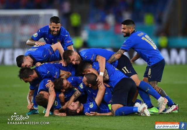 ایتالیا ۳ سوئیس صفر/ آتزوری میتازد؛ تیم مانچو صعود کرد
