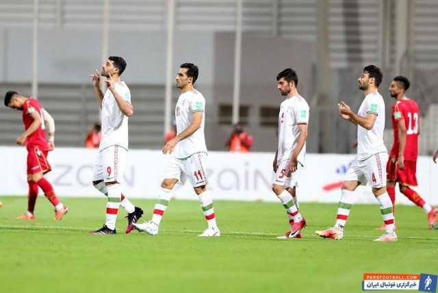 نگاهی به بردهای پرگل تیم ملی ایران مقابل تیم ملی عراق