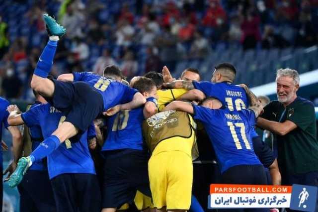 ایتالیا ۳ سوئیس صفر؛ برد پرگل در شب درخشش لوکاتلی