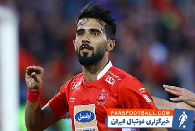خبر داغ از اردوی تیم ملی عراق ؛ ستاره پرسپولیسی مصدوم شد