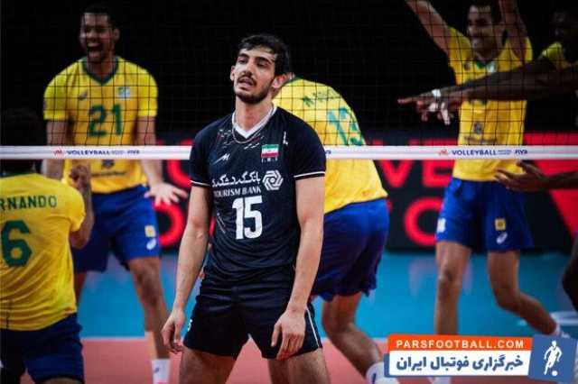 شکست تیم ملی ایران برابر برزیل/ نمایش پرنوسان شاگردان الکنو