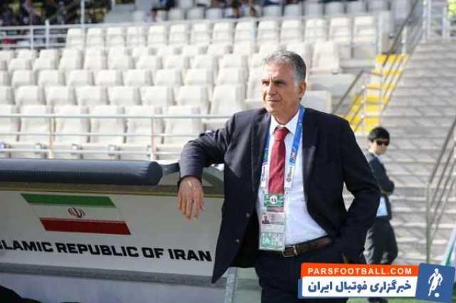 «کیروش» پیشنهاد سرمربیگری تیم ملی عراق را رد کرد