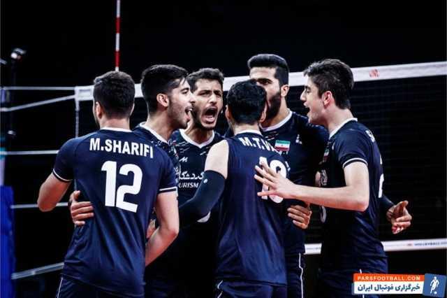 گزارش زنده  شکست سنگین والیبال ایران مقابل آلمان در ست سوم/ ایران ۱ آلمان ۲