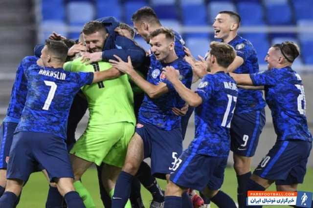 یورو ۲۰۲۰  پیروزی دلچسب اسلواکی مقابل لهستان در روز بد لواندوفسکی/ نخستین کارت قرمز جام برای کریچوویاک + عکس و فیلم