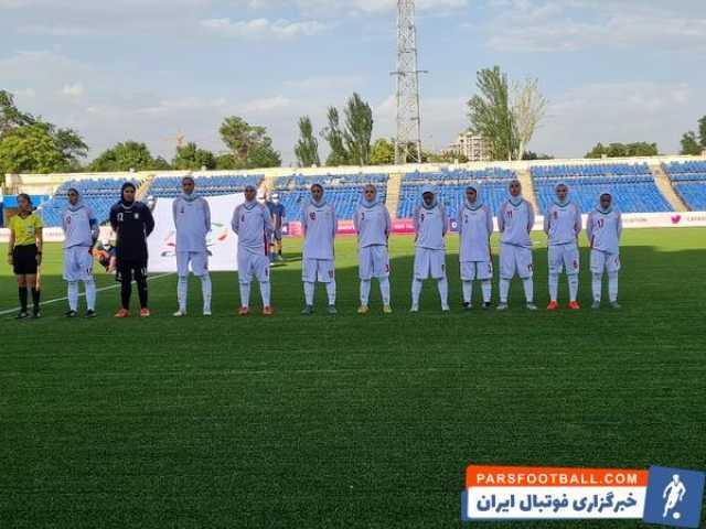 پیروزی ۸ بر صفر ملی پوشان ایران برابر افغانستان