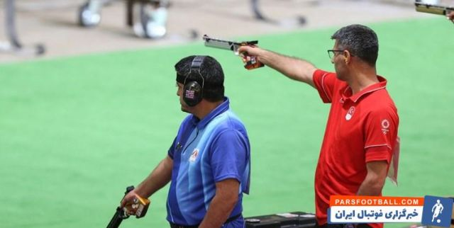 المپیک توکیو  ابراز رضایت سرمربی تیم تپانچه از عملکرد شاگردانش/ نصراصفهانی: فروغی فوقالعاده بود