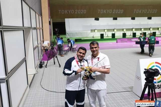 سرمربی تیم ملی تپانچه: برای نخستین بار در جایگاه پنجم ایستادیم