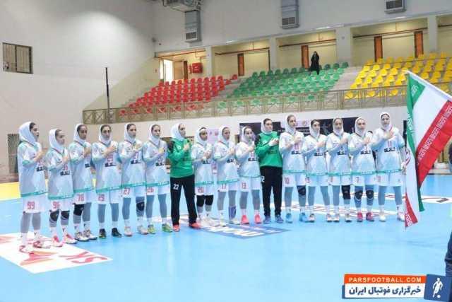 یک تیر و دو نشان؛ هندبال زنان ایران باصعود به نیمهنهایی آسیا جهانی شد