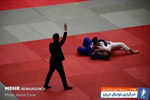 جودوکاران نوجوان خراسانی قهرمان ایران شدند