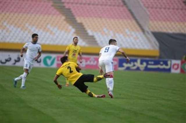 گزارش زنده: سپاهان 0 نفت مسجد سلیمان 0