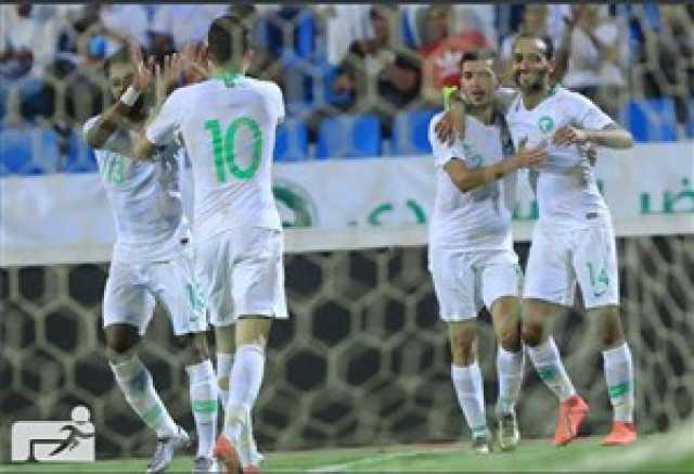 پیروزی راحت عربستان در خانه