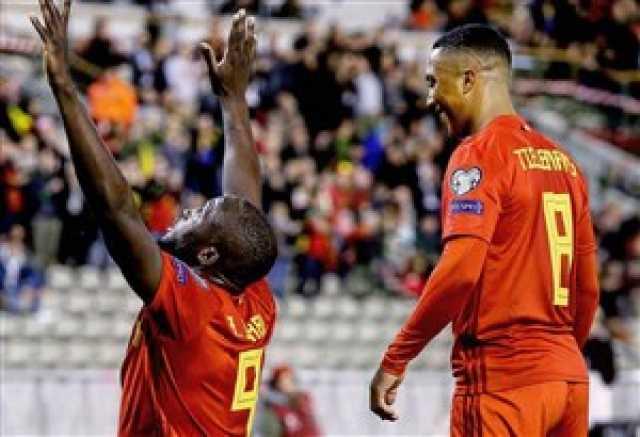 صعود بلژیک به یورو در شب پیروزی دشوار هلند