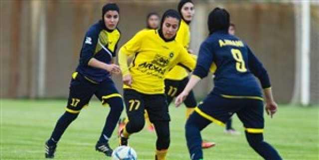 مهمان ناخوانده در صدر جدول لیگ برتر بانوان