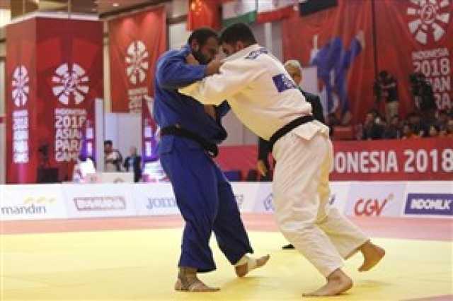 کسب ۲ مدال طلا برای جودوکاران کم بینا