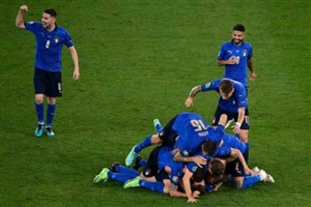 ایتالیا 3-0 سوئیس: این چهره یک مدعی است