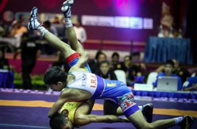 آزادکاران ایران با ۳ مدال طلا و یک برنز چهارم شدند