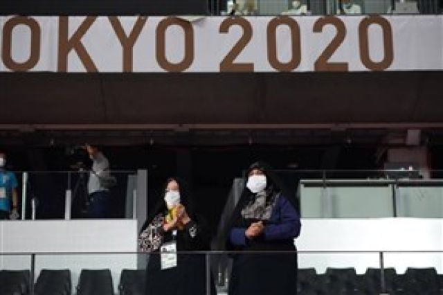 رضایت کمیته ملی المپیک از ورزشکاران ایرانی