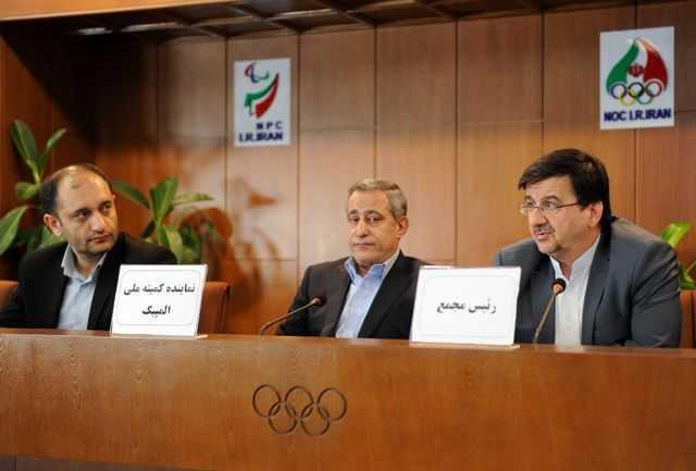 احمدی: فدراسیون انجمنهای ورزشی نقش بسزایی در توسعه ورزش همگانی دارد/ علیپور: با شعار آموزش و توسعه به مسیر خود ادامه میدهیم
