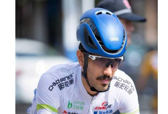 دوچرخه سوار قزوینی به اردوی تیم ملی دوچرخه سواری کشور دعوت شد