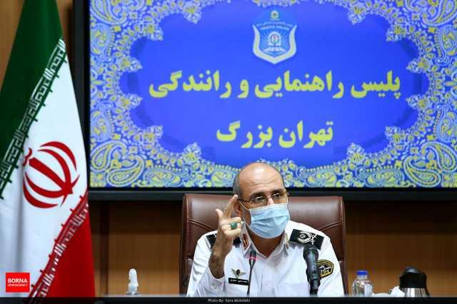 آمادگی برگزاری کنکور کارشناسی ارشد را در تهران داریم/ انجام شناسایی معتادان متجاهر در اتوبان ها توسط مأموران پلیس راهور
