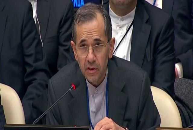حق راى ایران در سازمان ملل برقرار شد