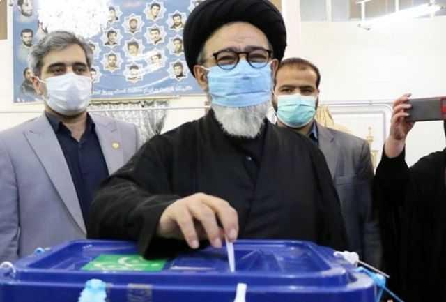 حضور مردم در پای صندوق رای موجب تقویت اقتدار نظام جمهوری اسلامی است