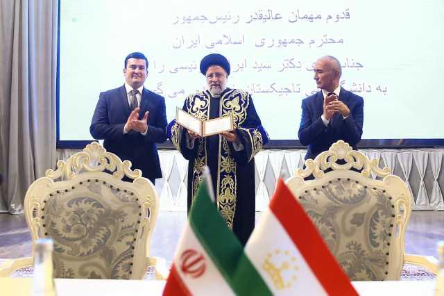 هر تحولی که متکی بر دانش نباشد ماندگار نیست / باید روابط دانشگاه های ایران و تاجیکستان تقویت شود
