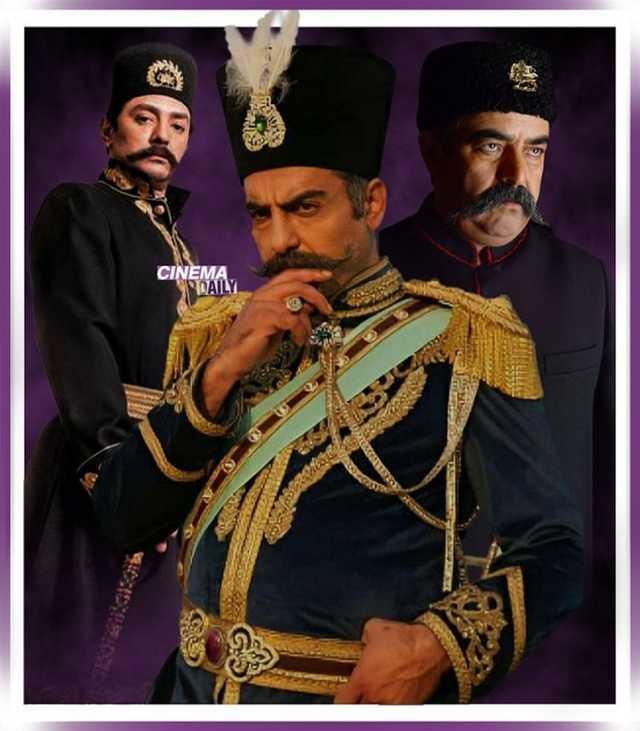اولین تصویر حامد کمیلی در سریال «قبله عالم»