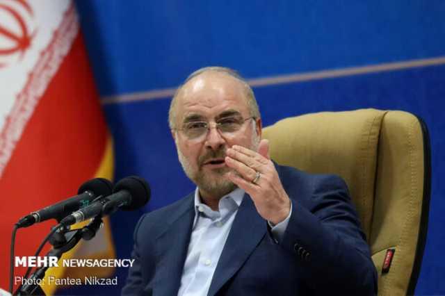 قالیباف: امروز محور مقاومت با جنگ اقتصادی و رسانه ای مواجه است