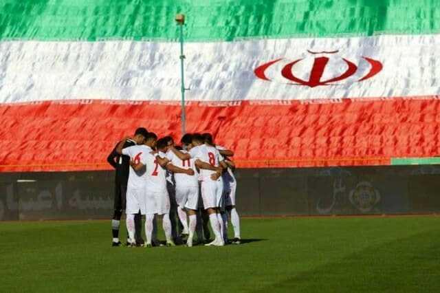 ایران - کره جنوبی با حضور تماشاگران در استادیوم آزادی