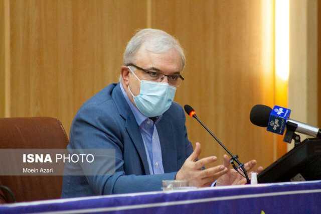 وزیر بهداشت: بولدوزرها روشن بود که از روی جنازه من رد شود!