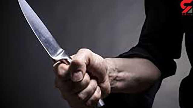 قتل بی رحمانه یک زن در خیابان / قاتل فراری بود + عکس