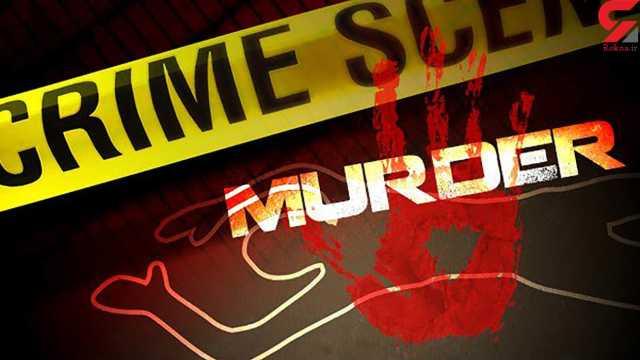 خودکشی قاتل یک زن و بچه در صحنه جنایت + عکس