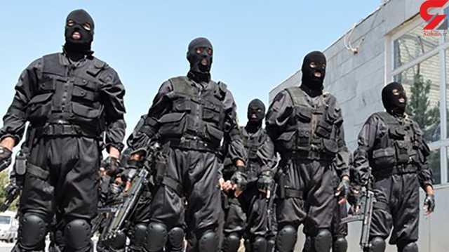 بازداشت سرکرده گروه تروریستی تندر آمریکا در خاک ایران / وزارت اطلاعات اعلام کرد /فوری