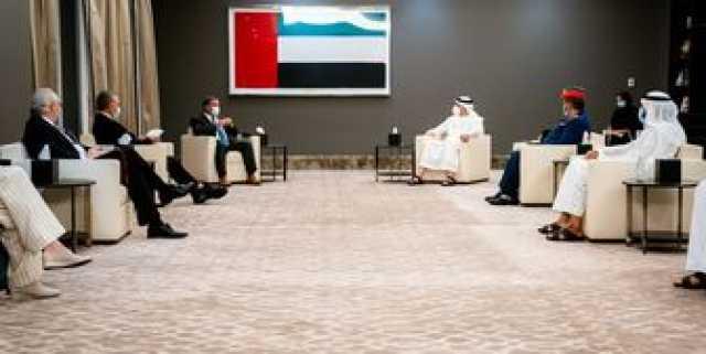 رایزنی وزیر خارجه امارات با آمریکا درباره ایران