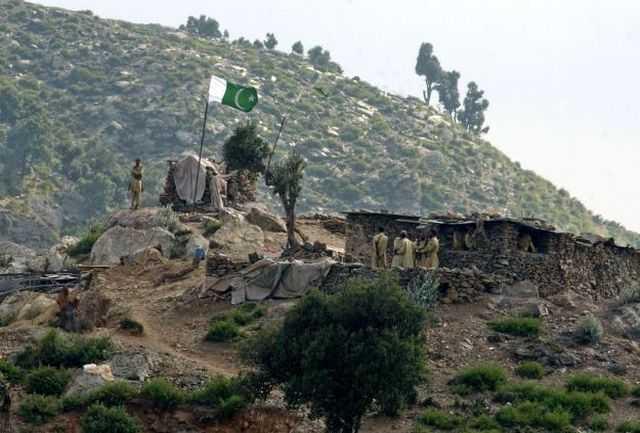 انفجار بمب در بلوچستان پاکستان جان ۴ مرزبان را گرفت