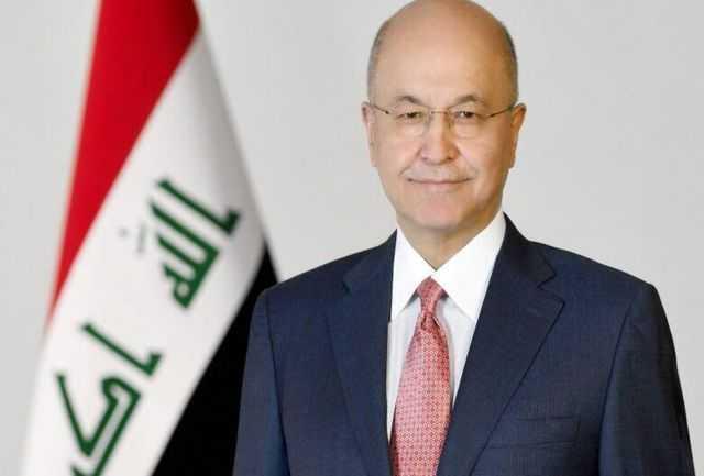 رییس جمهور عراق با دبیرکل سازمان ملل گفت و گو کرد