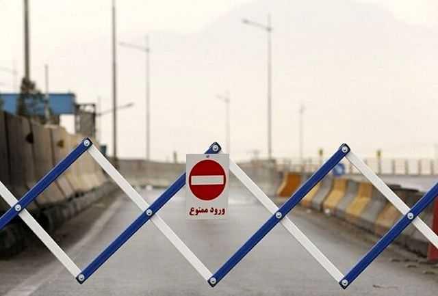 ورود پلاکهای غیربومی به اصفهان همچنان ممنوع است