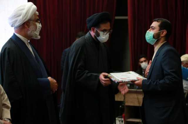 فعالان عرصه وقف در استان قزوین تجلیل شدند