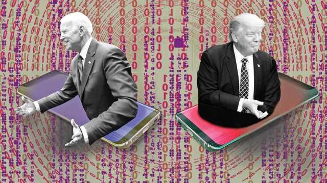 کابوس شبکههای اجتماعی برای انتخابات آمریکا - اقتصاد آنلاین