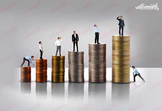 ۲.۵ میلیون تومان؛ حداکثر افزایش حقوق کارمندان