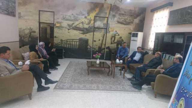 هیات فرهنگی بصره عراق به منطقه آزاد اروند سفر کرد